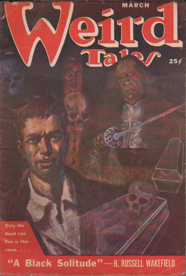 Image - Weird Tales, March 1951