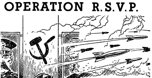 Operation R.S.V.P. by Robert Jones